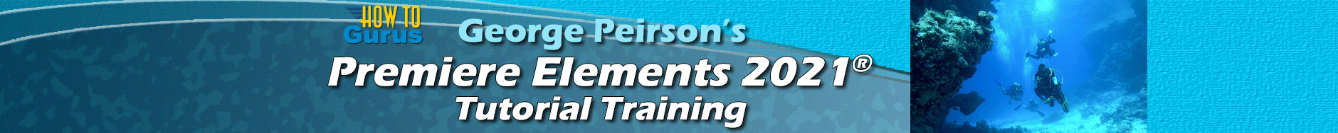 Premiere Elements 2021 Training